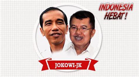 Jokowi Jk jokowi jk pastikan tolak utang luar negeri jika pimpin ri