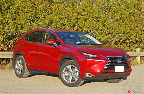 lexus compact car 2016 lexus nx 300h may be the ideal compact luxury suv