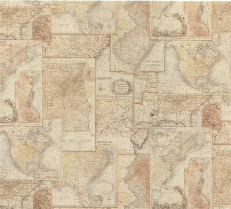 Antique nautical map wallpaper wallpapersafari