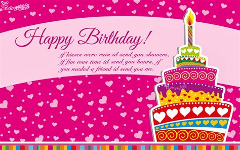 In Happy Birthday Wishes Happy Birthday Greetings And Wishes Picture Ecards