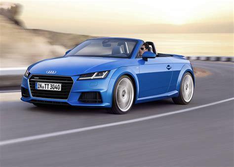 2016 Audi TT U.S. Specs Revealed