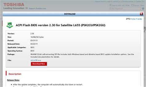 solved how i access my toshiba satellite l655 bios fixya