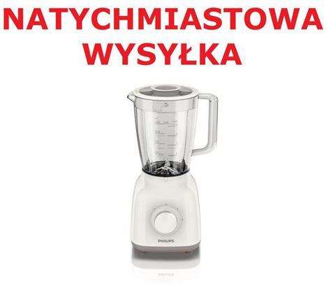 Blender Philips Hr 2100 mikser blender stojacy philips hr 2100 1 5l 400w zdj苹cie