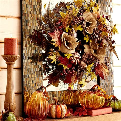 harvest fall decorations 1000 ideas about harvest decorations on fall