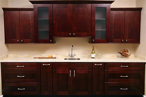 rta shaker kitchen cabinets buy mocha shaker rta ready to assemble kitchen cabinets
