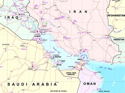 arab gulf persian gulf