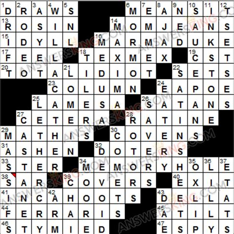 type of work word whizzle new york times crossword march 27 2016 sunday answers king