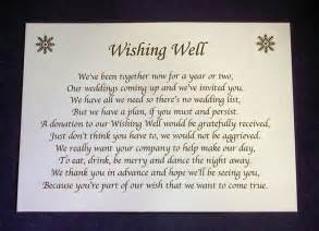 Irish Blessing Baby Personalised Small Wedding Wishing Well Poem Cards Money Request Cash Gift Card Wedding