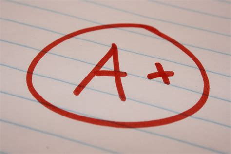 College Letter Grades Grades Don T Matter Phd Survival Guide