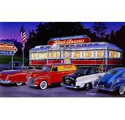Red Arrow Diner Photograph By Bruce Kaiser