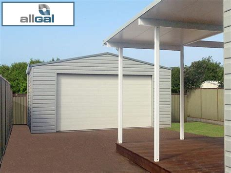 Sheds Maitland by Allgal Residential Rural Steel Frame Buildings Rural