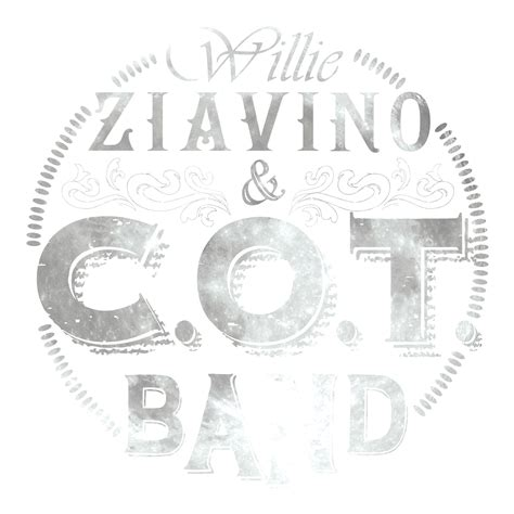 Willie Ziavino And Cot Band Logo photos press files willie ziavino c o t band