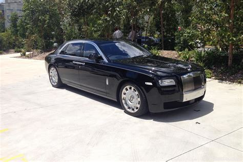 rolls royce ghost wedding car hire sydney deblanco