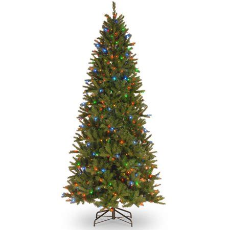 black hills fir pre lit national tree pre lit 9 feel real black fir hinged artificial tree with 600