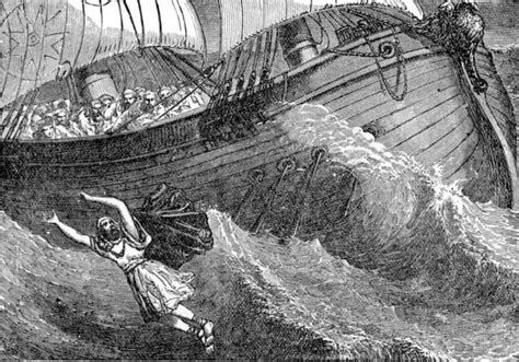 jonah thrown off the boat workers for jesus online bible study jonah 1 4