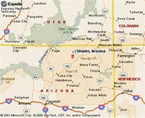 anthem arizona map