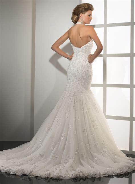 Top 15 Fascinating Mermaid Wedding Dresses   Pretty Designs