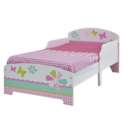 Kids Toddler Junior Character Beds Mattress Option Character Beds