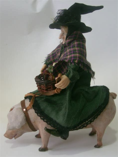 haunted doll marvin weatherwax and pig marvin 1 12th scale
