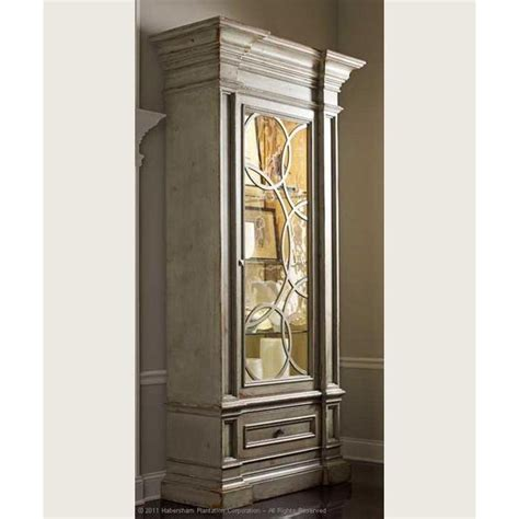 Glass Door Cabinet For Display Gorgeous Display Cabinet With Glass Doors On Home Brands Habersham Nantucket Display Cabinet