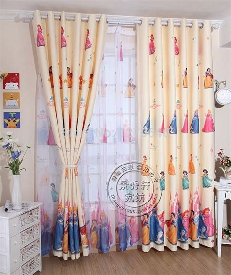 curtains for kids bedroom modern window curtain shading cotton curtains for kids