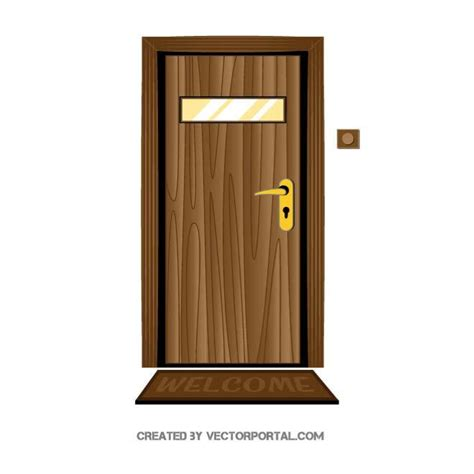 door graphics front door vector graphics download at vectorportal