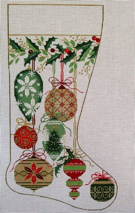 needlepoint patterns for christmas stockings 17 bedste id 233 er til needlepoint christmas stockings p 229