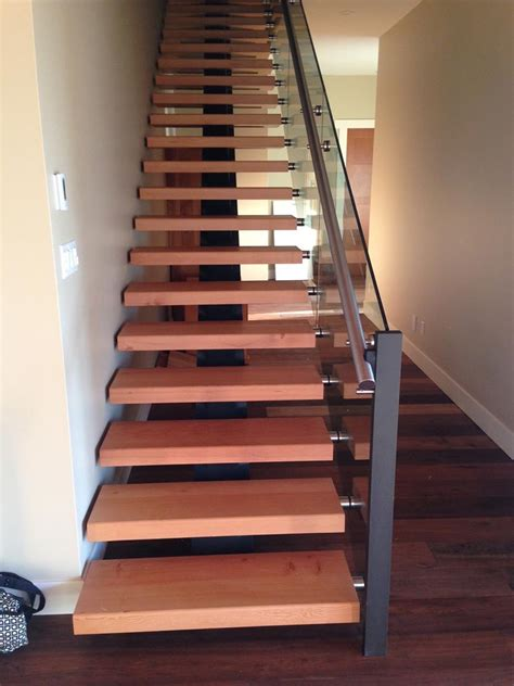 Stairs And Handrails Custom Timber Stairs And Railings Island Timber Frame