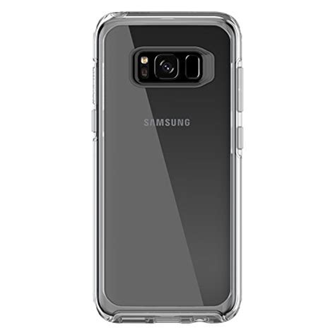 Termurah Samsung Galaxy S8 Plus Clear Otterbox Series Symmetry otterbox 77 54568 symmetry clear series for samsung galaxy s8 frustration free packaging clear