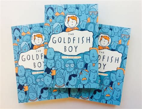 the goldfish boy the goldfish boy by lisa thompson book review