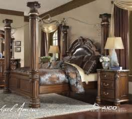 aico furniture monte carlo ii 8 california king