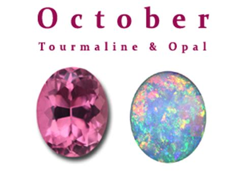 birthstone color for october birthstones the definitive guide