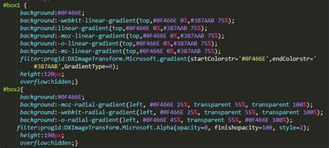css linear layout menggabungkan css linear dan radial gradient