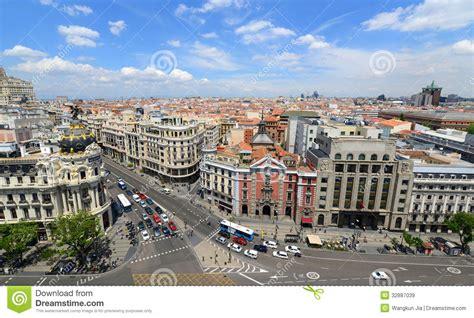 imagenes libres ciudad horizonte de la ciudad de madrid espa 241 a im 225 genes de