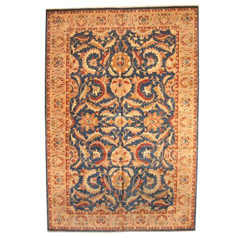 vegetable dye rugs afghan knotted vegetable dye oushak wool rug 11 10 x