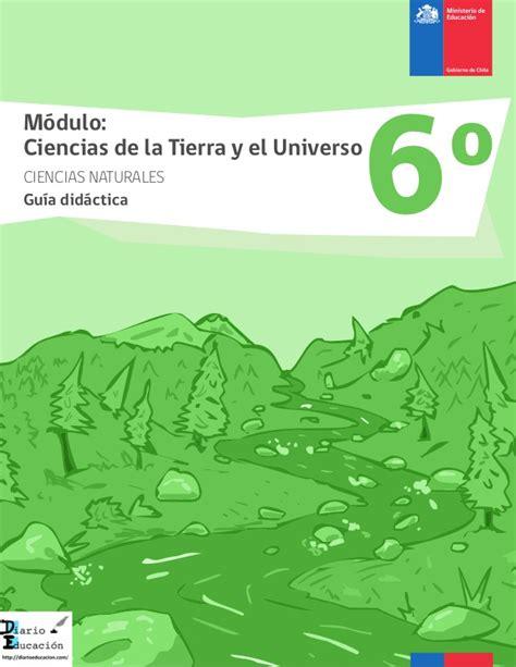 1 el universo y la tierra ciencias sociales 5 ciencias naturales 6 tierra y universo diario educacion