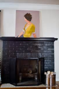 the colour of the brick fireplace can you tell me
