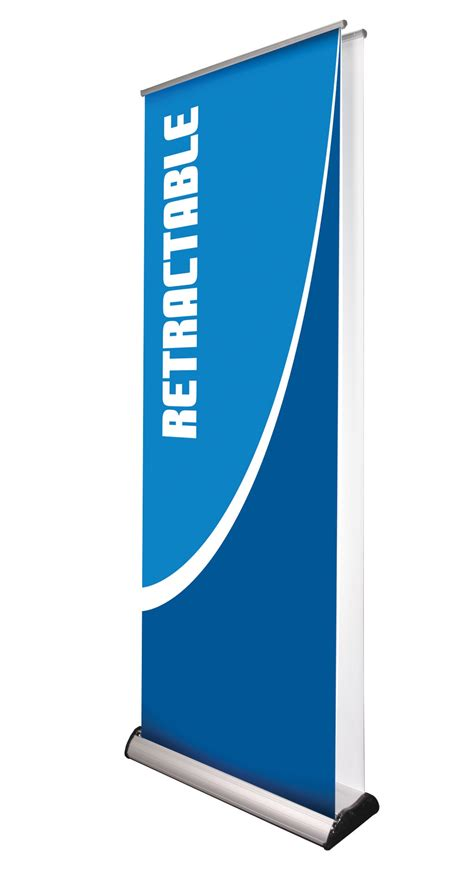 Economy Retractable Stand Tekton Business Retractable Banner Template