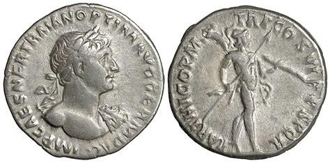 forum ancient coins newhairstylesformen2014 com trajan s ruffled drapery