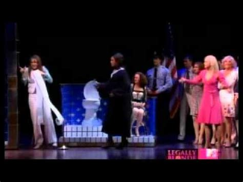legally blonde the musical part 17 omigod reprise youtube