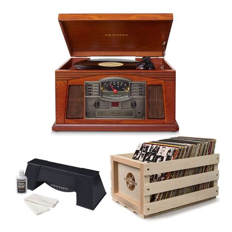 Lancaster Records Buy Crosley Lancaster Turntable 3 Bundle Rockit Record Players