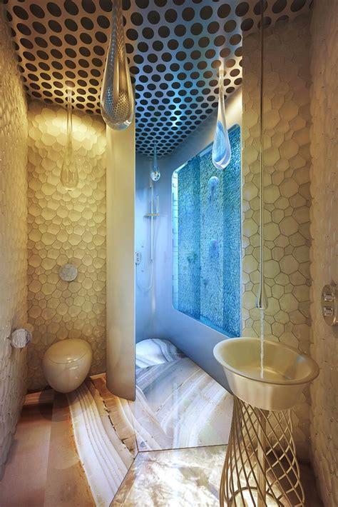 Unusual bathroom   Interior Design Ideas.