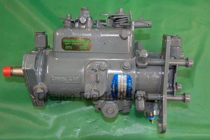 rebuilt injection pump case  oregon fuel injection