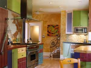 unique color combinations for the kitchen