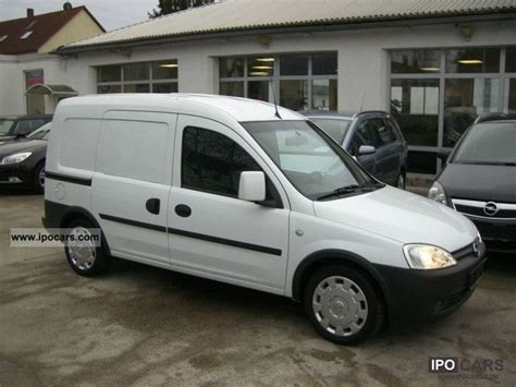 opel combo 2008 2008 opel combo 1 6 cng air heater car photo and specs