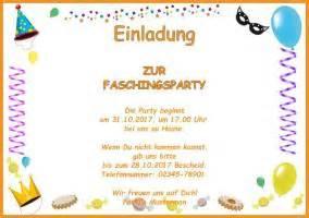 Muster Einladung Fasching Einladungskarte Fasching Feiertage