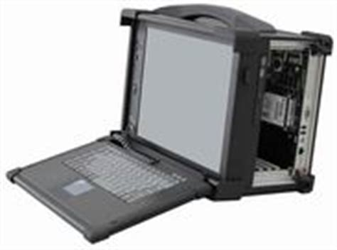 rugged laptop manufacturers rugged portable computer portable workstation portable server transportable luggable