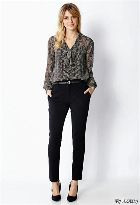 woman casual fashion trends for 2015 women s business casual attire 2015 2016 myfashiony