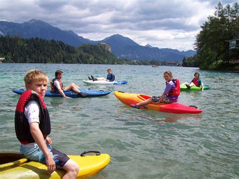 summer holidays action slovenia