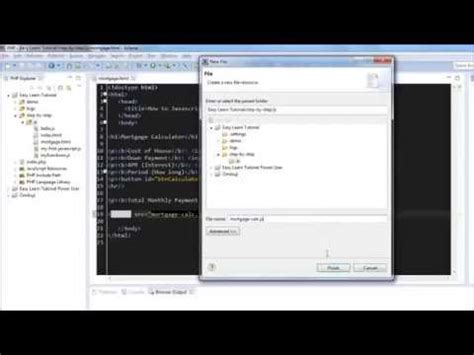 tutorial on javascript for beginners mortgage calculator app javascript tutorial for beginners